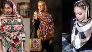 مدل های بستن روسری به سبک خانم های ترک و عرب