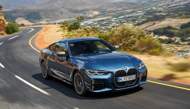 خودرو BMW 4 سری 2021 رونمایی شد
